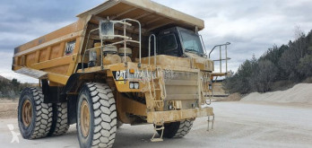Caterpillar 773E tombereau rigide occasion