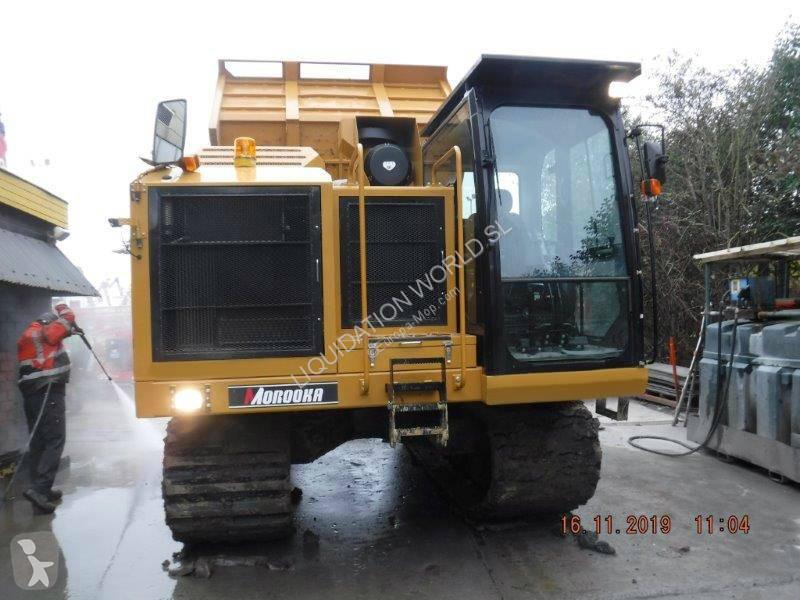 Преглед на снимките Дъмпер Caterpillar Morooka MST 2200 V DR  dump truck