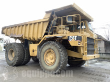 Caterpillar 773B tweedehands starre dumper
