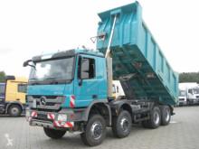 Camion benne Mercedes Actros 4141 8x6 4 Achs Muldenkipper Meiller 17m³