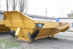Caterpillar 735 KIPPER TIPPER BODY DUMPER CATERPILLAR CAT FLAP DOOR dumper articulado usado