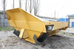 Caterpillar 735 KIPPER TIPPER BODY DUMPER HAULER CAT сочленённый самосвал б/у