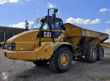 Autobasculantă Caterpillar CAT 730 articulat second-hand