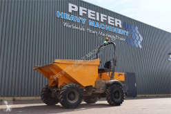 Terex TA3H Diesel, Drive, Power Tip Dumper used articulated dumper