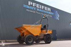 Sklápač Terex TA3H Diesel, Drive, Power Tip Dumper kĺbový damper ojazdený