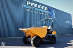 Terex TA3H Diesel, Drive, Power Tip Dumper mini-dumper second-hand