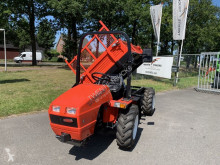 Dumper mini dumper Goldoni Transcar E 33 driezijdige kipper 3 sided tipper mini kieper 3 zijdig