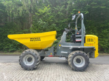 Wacker Neuson DW60 used articulated dumper