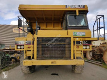 Tombereau rigide Caterpillar 769C