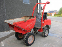 Ausa D 100 AHA used rigid dumper