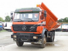 Camion Mercedes SK Mercedes SK Deutsch 1 Hand Aufbau: Meiller 3-Seiten tri-benne occasion