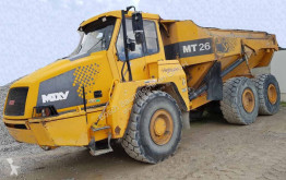 Moxy MT26 used articulated dumper