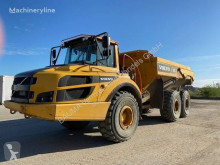 Volvo A 25 G (12000877) MIETE RENTAL used articulated dumper