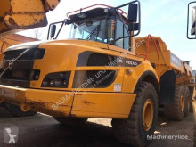 Volvo A 25 G (12000501) MIETE RENTAL used articulated dumper