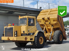 Caterpillar D40D used articulated dumper