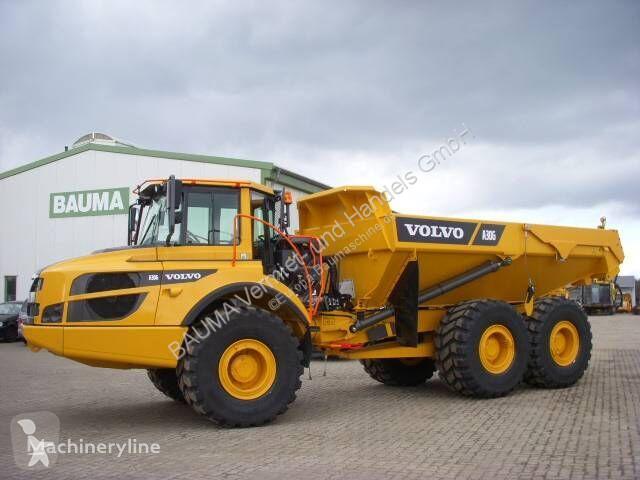 Bekijk foto's Dumper Volvo A 30 G (12000498) MIETE RENTAL