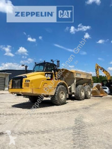 Caterpillar 735C used articulated dumper