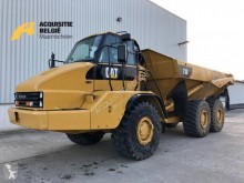 Caterpillar articulated dumper