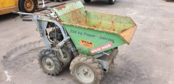 Loadrunner tweedehands mini dumper