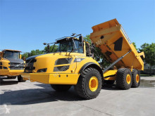 Volvo A40F used articulated dumper