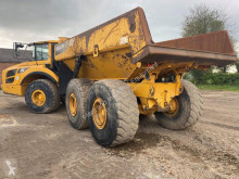 Volvo A35F used articulated dumper