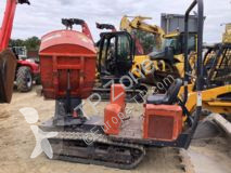 Kubota KC110 HR used mini-dumper