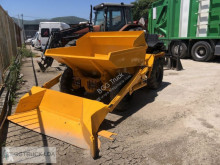 Mini Dumper tweedehands knikdumper
