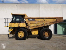 Caterpillar 771D used rigid dumper
