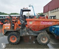 Ausa D 350 AHG Hydrostat used articulated dumper