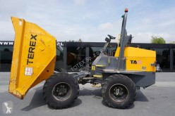 Mini-tombereau Terex TA 9 Forward Tip 4x4 ,1300 MTH ! capacity 9,000k
