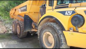 dumper Volvo A25F