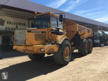 Volvo A 25 C 6x6 used articulated dumper