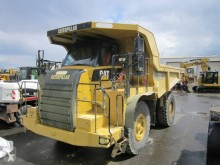 Tombereau rigide Caterpillar 770