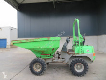 Ausa 400 AH D G Sweevel used mini-dumper