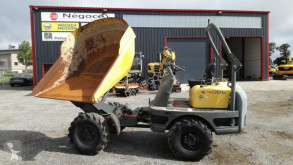 Wacker Neuson 4001 used mini-dumper