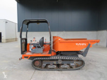 Kubota mini-dumper KC 250 HR SWIVEL