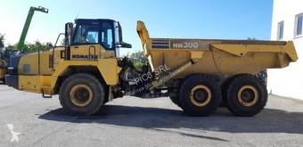 Komatsu HM300-2 used articulated dumper