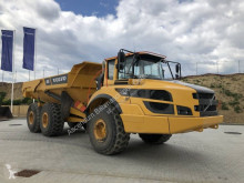 Volvo A35G used articulated dumper