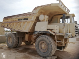 Used rigid dumper Perlini DP 255