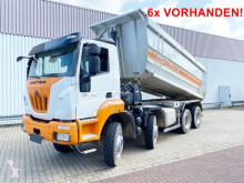 Camion benne TP occasion nc ASTRA HD9 86.50 8x6 ASTRA HD9 86.50 8x6, 22m³ Mulde, 6x vorhanden!