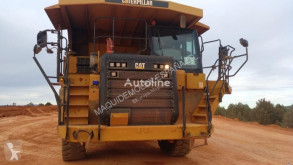 Used rigid dumper Caterpillar 773G(237)