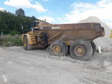 Caterpillar 735 used articulated dumper