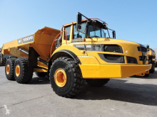 Volvo A40G used articulated dumper