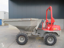 Ausa Mini-Dumper D 400 Swivel