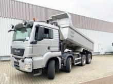 Camión volquete MAN TGS 41.540 8x4 BB 41.540 8x4 BB, HARDOX Mulde ca. 14-20m³, hydr. Heckklappe, Intarder