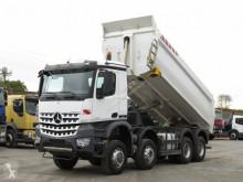 Камион самосвал Mercedes Arocs Arocs 4143 8x6 4 Achs Muldenkipper Meiller Schalter Meiller