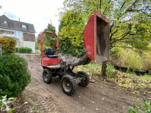 Volvo ED750 tweedehands mini dumper