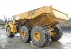 Caterpillar 740B used articulated dumper