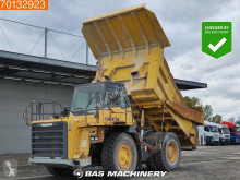 Tombereau rigide Komatsu HD405 -7 German Truck - Good tyres