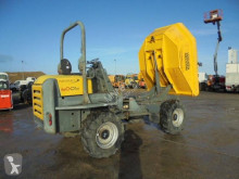 Mini damperli kamyon Wacker Neuson 6001 s
